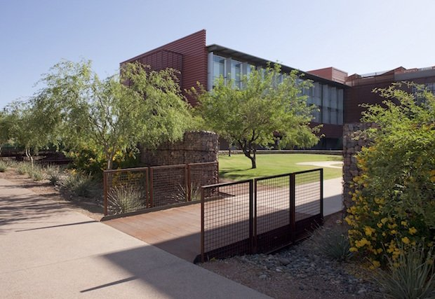 Arizona State Polytechnic campus