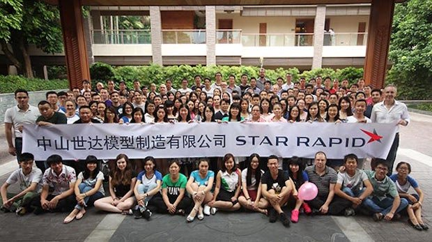 Star Prototype rebrand Star Rapid