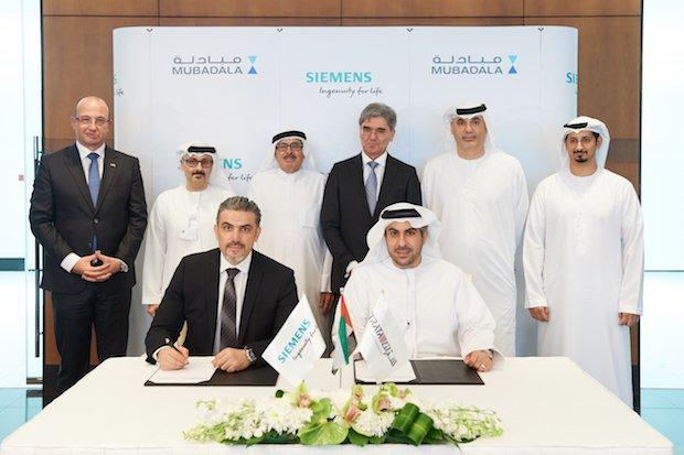 Strata Manufacturing Siemens Etihad partnership