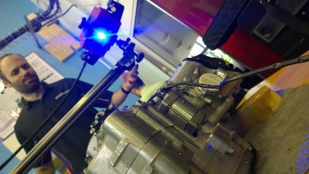 Physical Digital Metrology apprenticeship