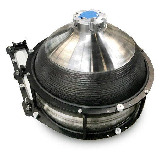 ISE titanium VB tank