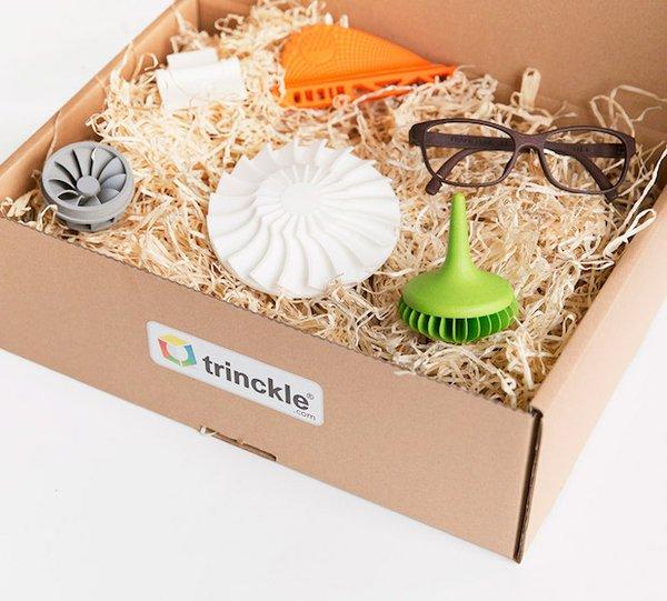 trinckle 3D printing service
