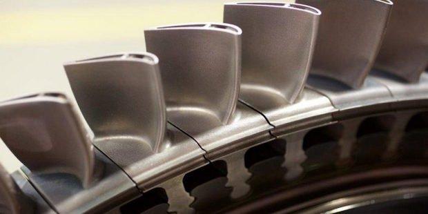 Siemens gas turbine blades