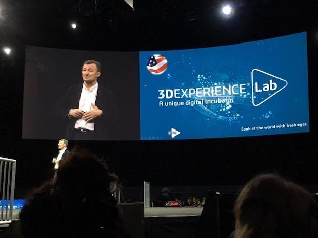Dassault Systemes 3DEXP Lab Solidworks