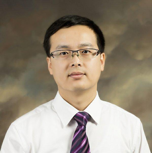 Dr Huijun Gong AMUG Scholarship