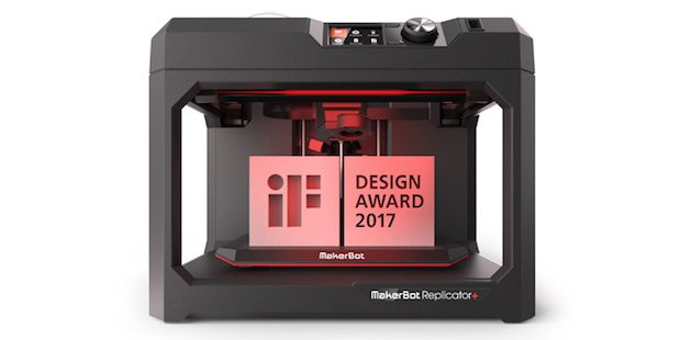 MakerBot Replicator+ iF Design Award