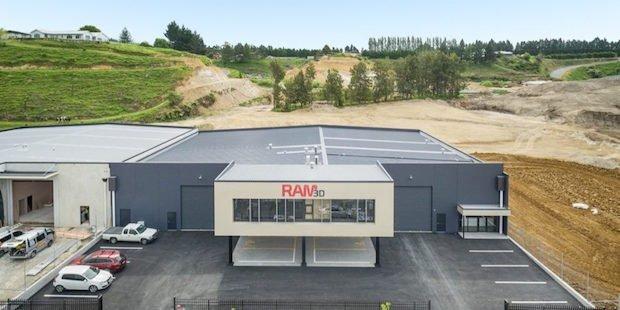 RAM3D new facility