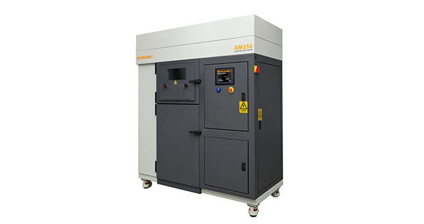 Renishaw AM250 metal 3d printer