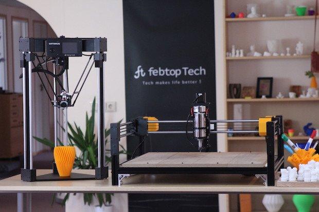 Febtop Tech Optimus