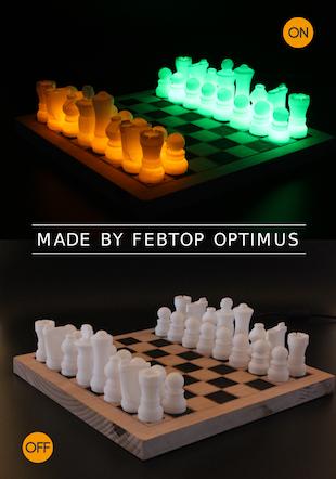 Febtop Tech Optimus Chess