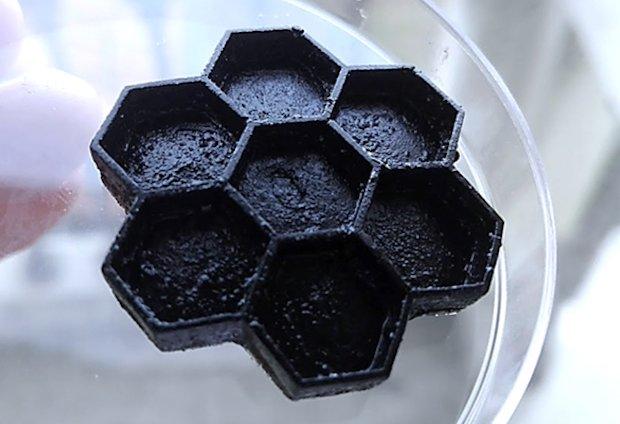3D printable CNT materials Italian researchers
