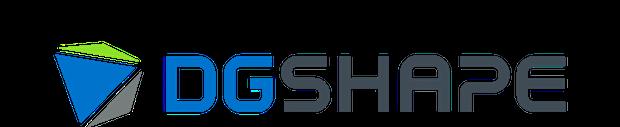 DGSHAPE Roland DG logo