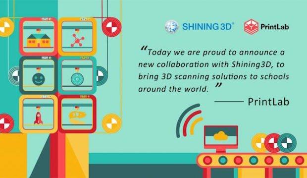 Shining3D - PrintLab