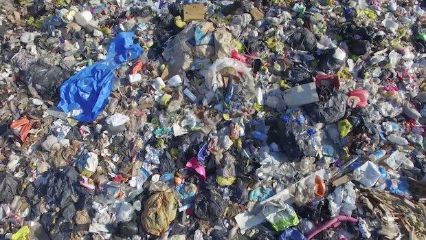 Tanzania plastic waste