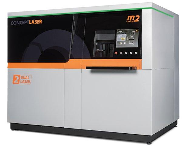 Concept Laser M2 Cusing machine