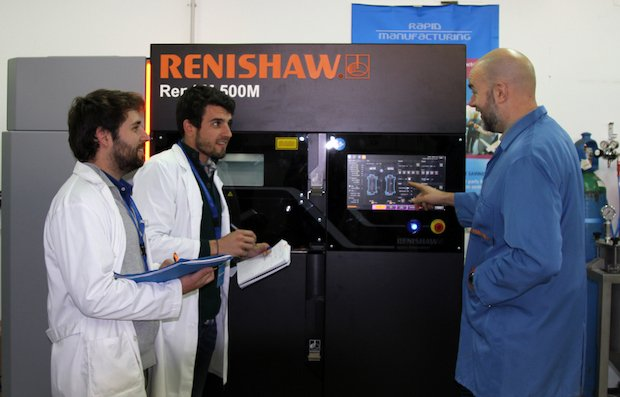 Renishaw CATEC RenAM 500M