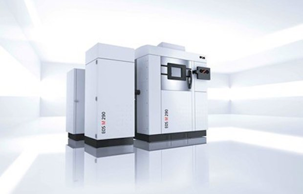 EOS M 290 DMLS system