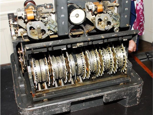 Lorenz SZ42 cipher machine