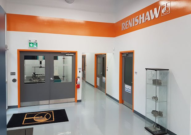 Renishaw N American AM Solutions Centre