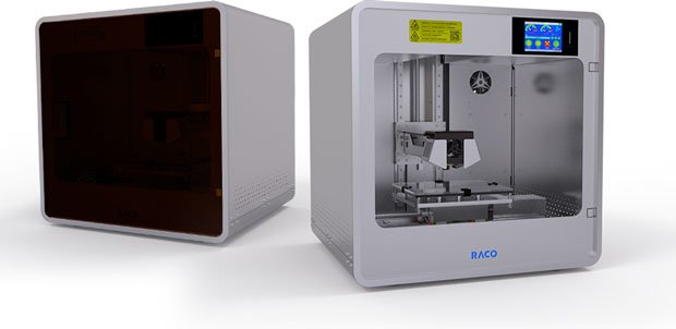 Raco 3D FDM+ 3D Printer