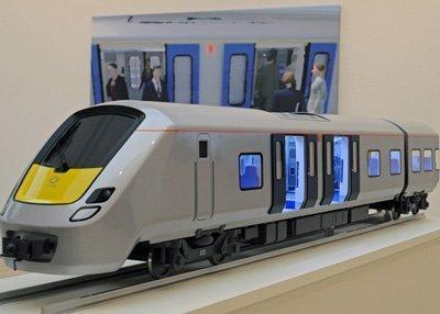 Project: Alstom X'Trapolis Commuter Train