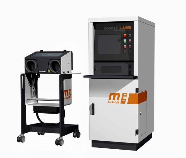 Concept Laser Mlab Cusing R