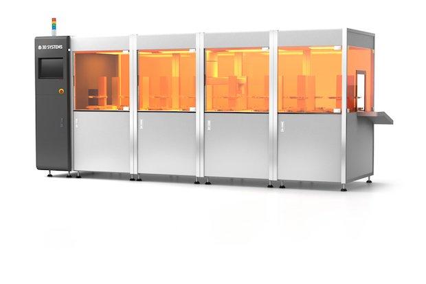 3D Systems Figure 4 platform