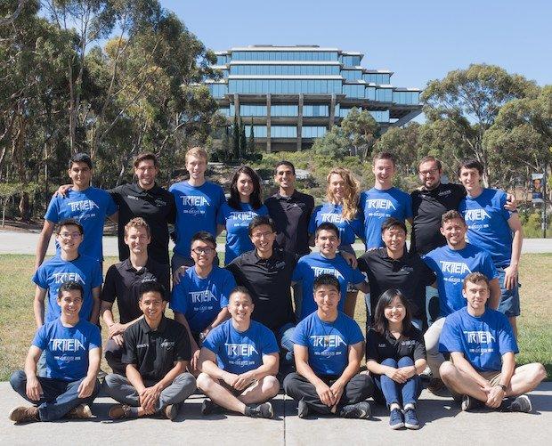 SEDS UC San Diego Triteia
