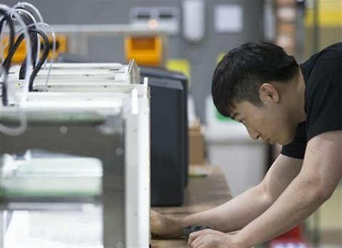 South Korea $37m investment 3d printing