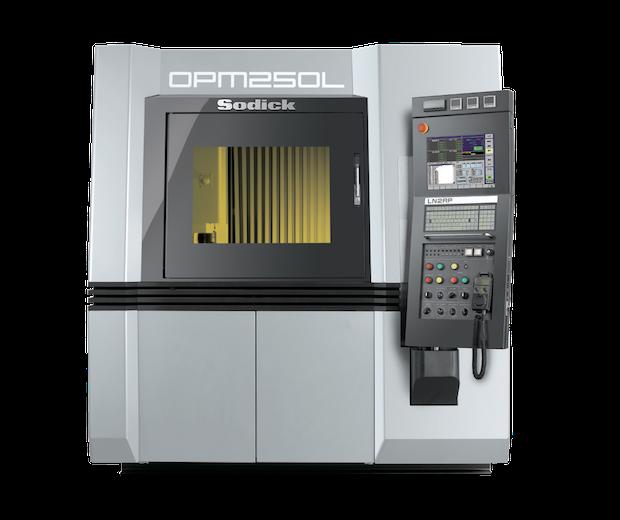 Sodick OPM 3d printer