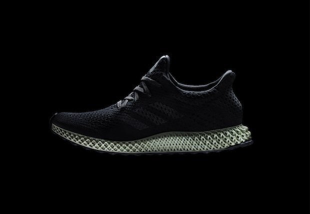 da513fb30 adidas Futurecraft 4D shoe with 3D printed midsole drops in NYC ...