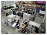 Manufacturing & Assembly floor